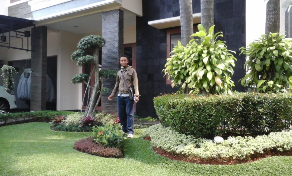 Proses Pmebuatan Taman Tukang Taman Jakarta Barat