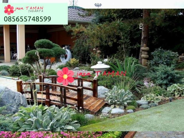 Konsep Taman Jepang Tukang Taman Jakarta Barat